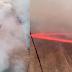 Incêndio de grandes proporções no interior de Manoel Viana