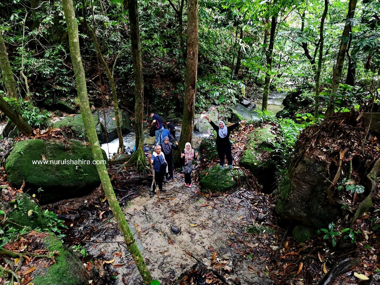 Pengalaman ATV di Kem Hati Rimba Kemensah, Ulu Klang Ampang
