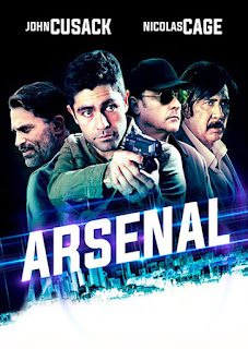 Arsenal - BDRip Dual Áudio