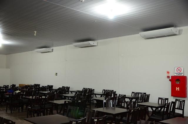ARCA inaugura nova climatização do salão de eventos durante o Baile da Rainha