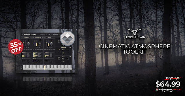 Cinematic Atmosphere Toolkit by Frozen Plain – 35% OFF!