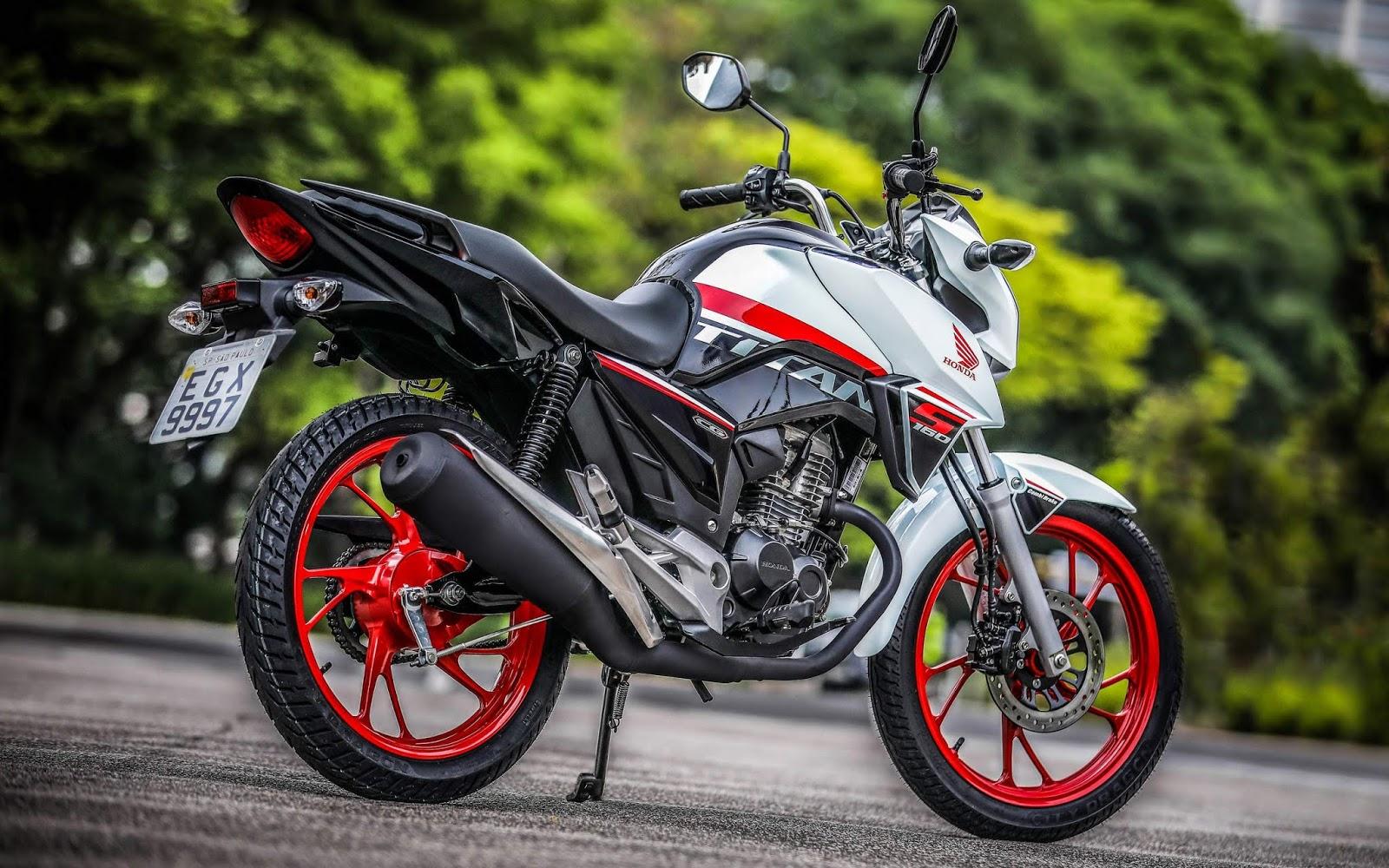 Motos e montadoras mais vendidas do Brasil em abril de 2021