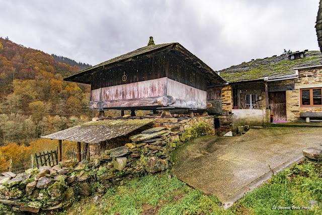 Ferreilera de Baxo, Oscos - Asturias