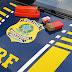 Traficante é preso com maconha em carro de compartilhamento de viagem em Ijuí