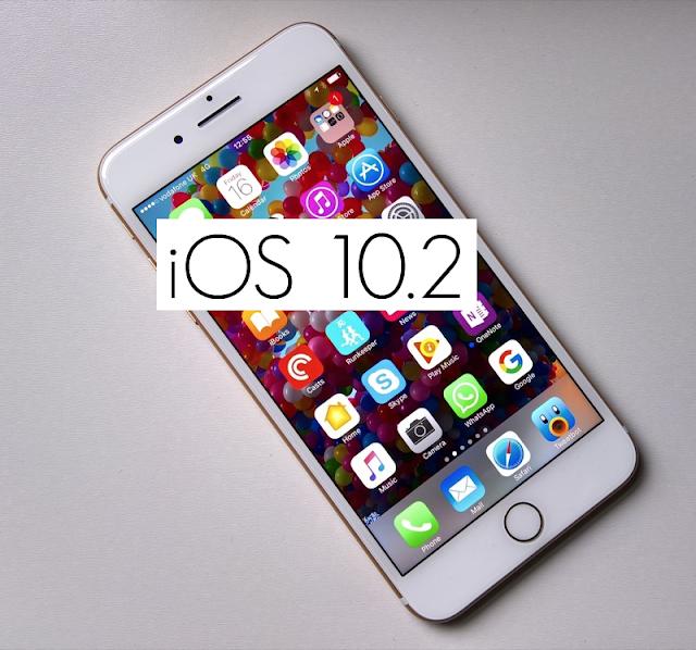 iOS 10.2 Özellikleri ve Yenilikler
