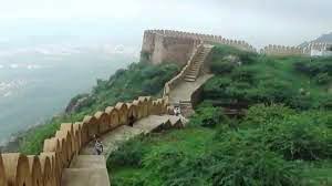 Taragarh Fort Ajmer
