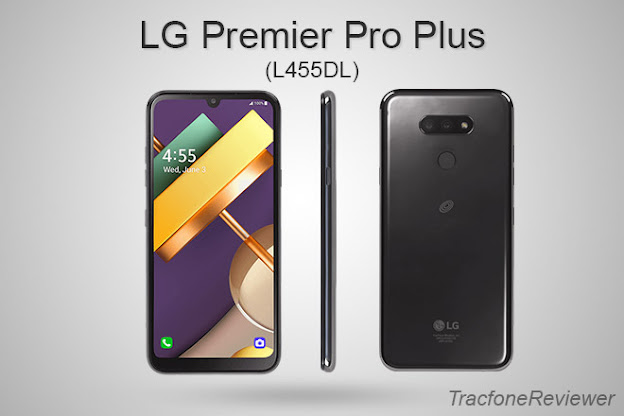 LG Premier Pro Plus review and specs