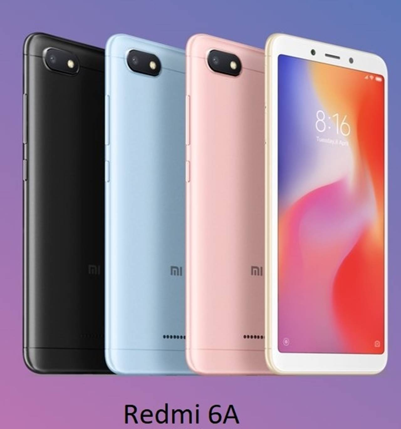 Xiaomi Redmi 6A Specifications,Review and Price in Cameroon