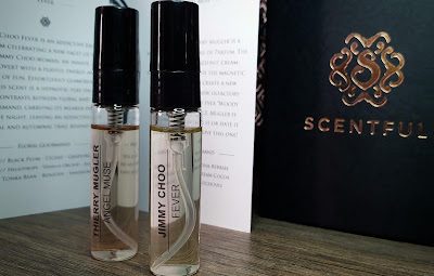 Scentful Surprise Perfume Subscription Box