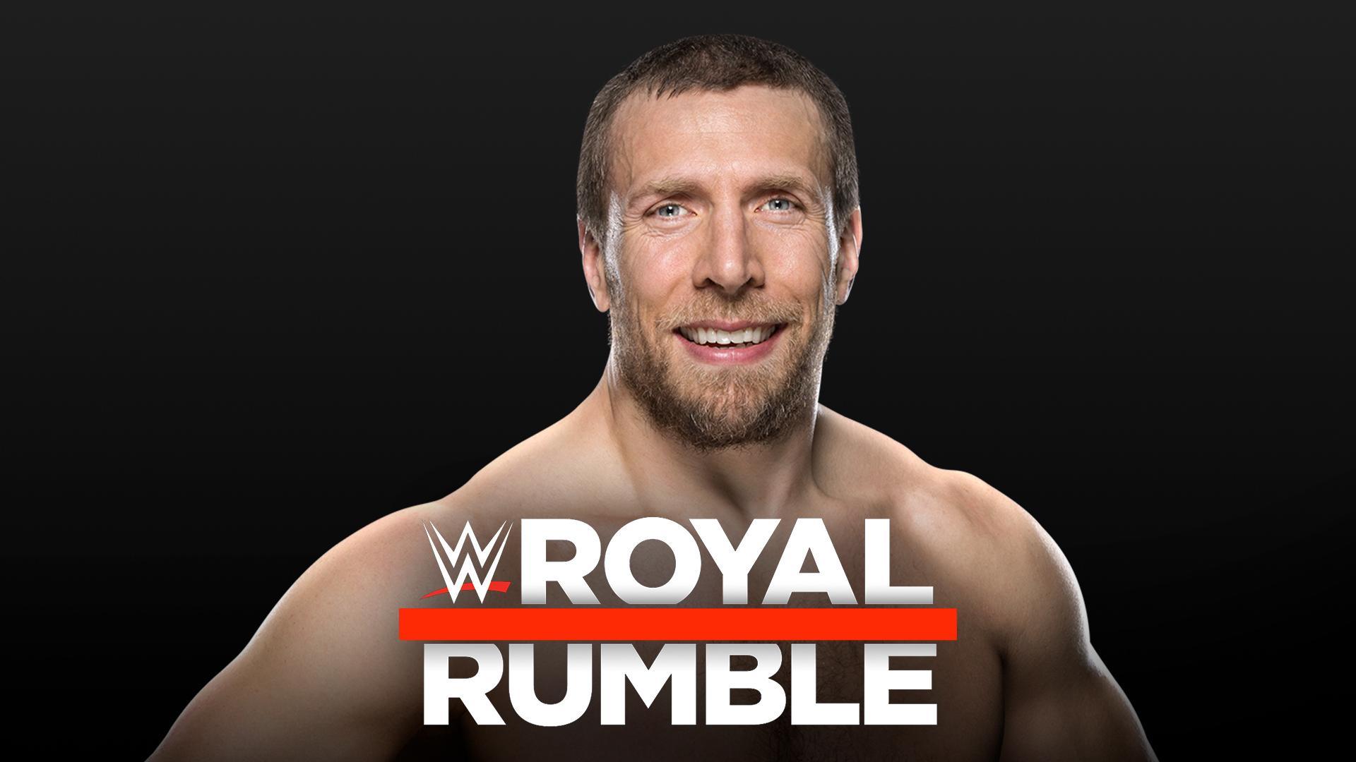 Daniel Bryan confirma sua participação na 30-Man Royal Rumble Match