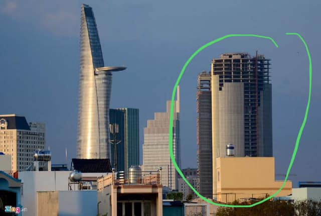 Tòa cao ốc không bao giờ xây xong ở vị trí đắt địa nhất Sài Gòn
