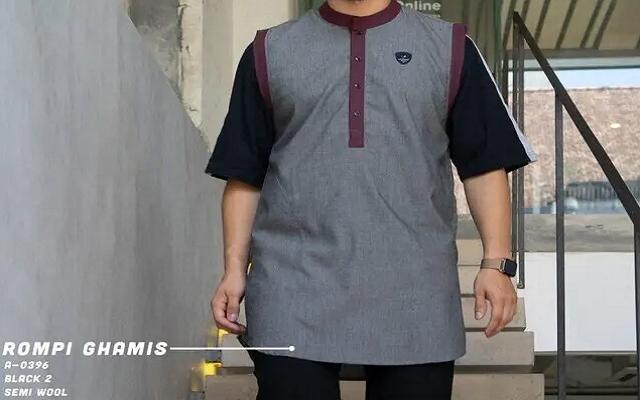 Samasehouse Baju Muslim Berkualitas di Banten