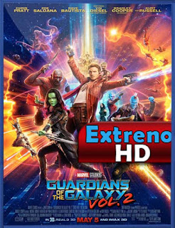 Guardianes de la Galaxia Vol. 2 (2017) | 3gp/Mp4/DVDRip Latino HD Mega