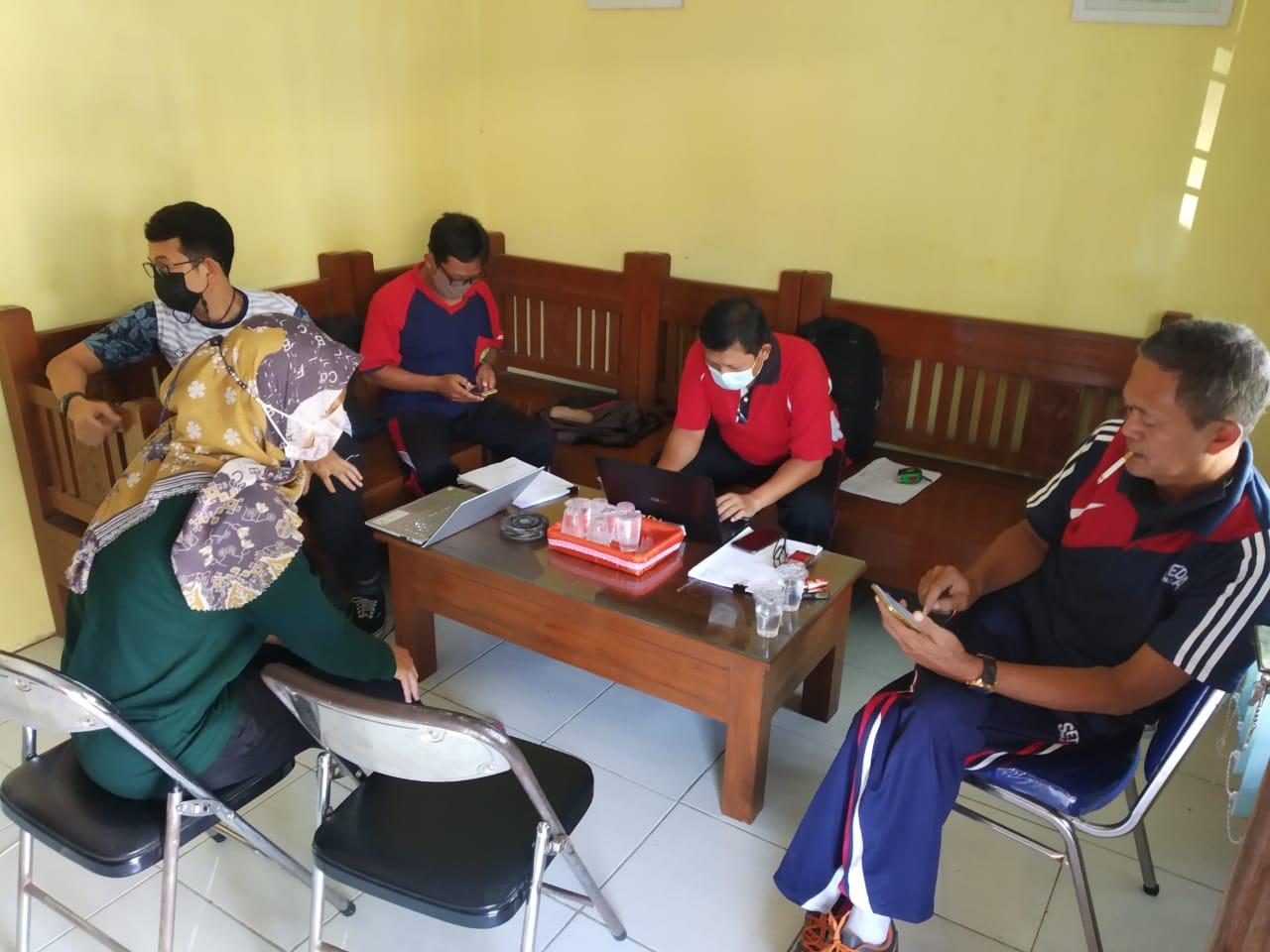Komisi A Monitoring DD dan BANKEU di Banjarejo 02