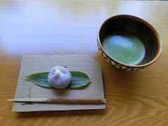 東慶寺の抹茶席