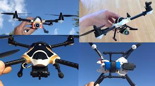 Spesifikasi Drone XK X251 - OmahDrones