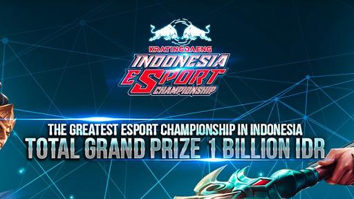 Kratingdaeng IEC 2018, Kompetisi eSport Paling Bergengsi Siap Digelar Di indonesia