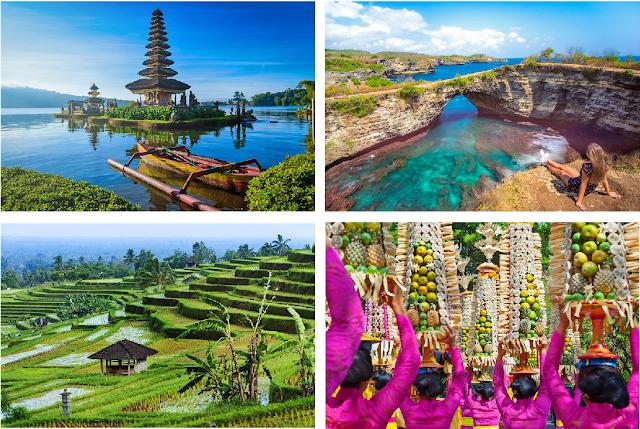 Waktu, musim, bulan Terbaik buat Liburan ke Pulau Bali