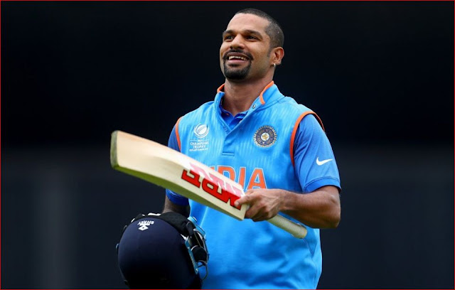 picture of shikhar dhawan