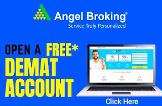 Open a free demat account Angel broking