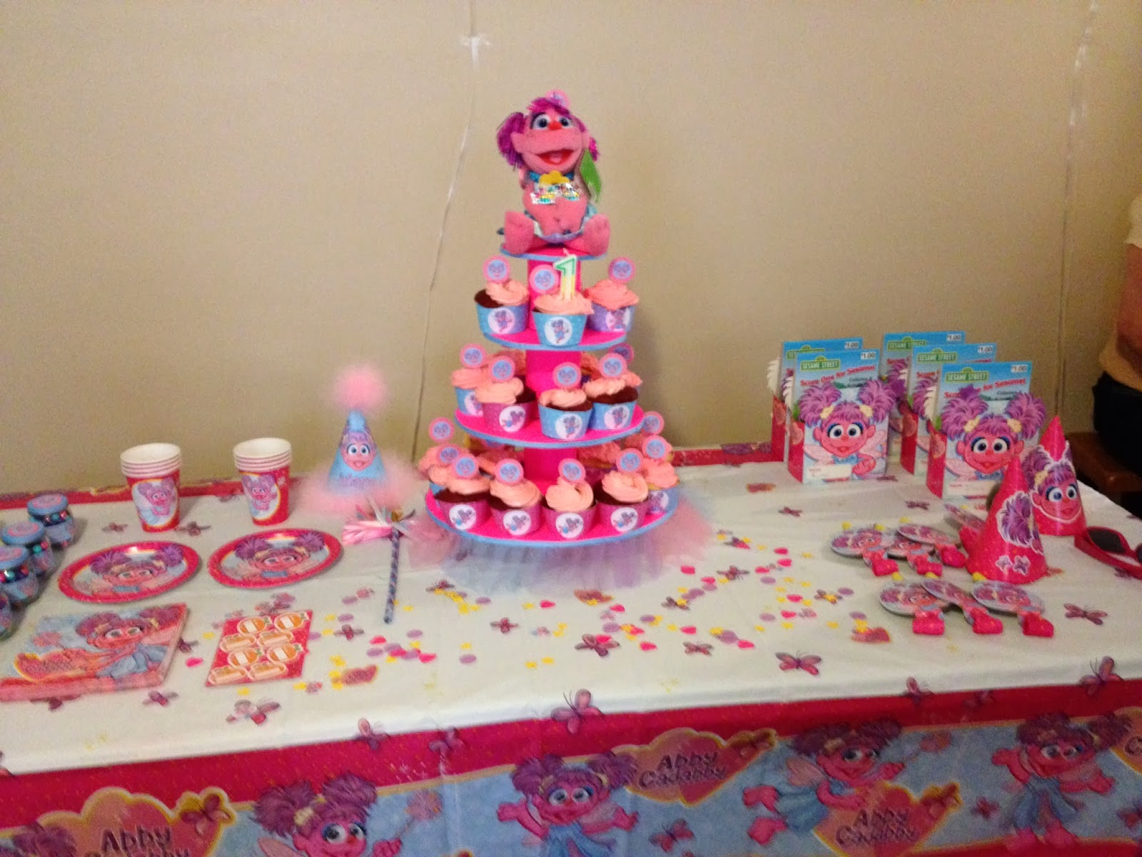 Diy Abby Cadabby Birthday Party Boutique Style Birthday