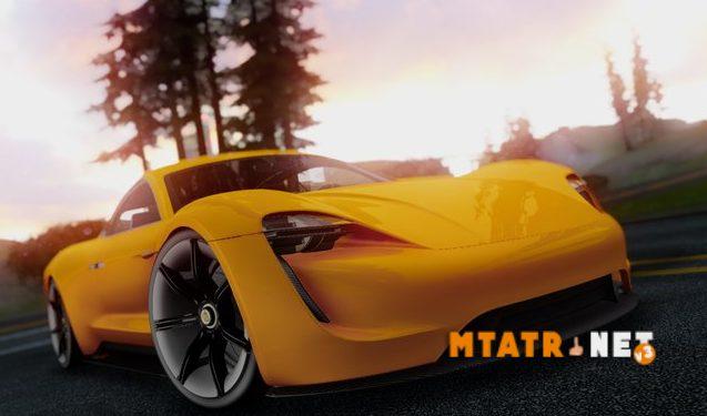 MTA SA Porsche Mission E Hybrid Concept