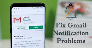 كيفية إصلاح مشكلة عدم تلقي إشعارات Gmail لنظام Android