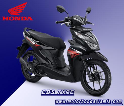 Kredit Motor Honda Beat Ciamis