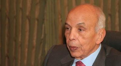 الكاتب الصحفى الكبير إبراهيم نافع
