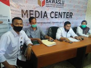 DPS Amburadul, Bawaslu Pilih Walk Out dari Rapat Pleno