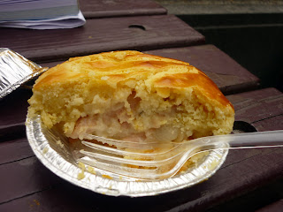 sweet chicken pie