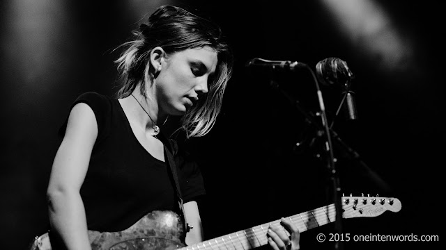 My favourite Concert Pictures of 2015 Wolf Alice at The Phoenix Concert Theatre Photo by John at One In Ten Words oneintenwords.com toronto indie alternative music blog concert photography pictures