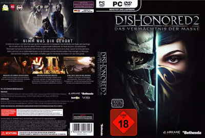 Dishonored 2 Highly Compressed Pc Game Free Download | Direct Download |