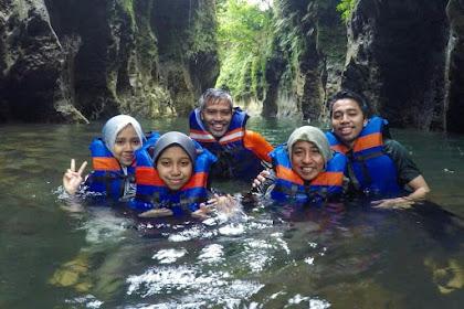 Ciwayang Body Rafting Pangandaran