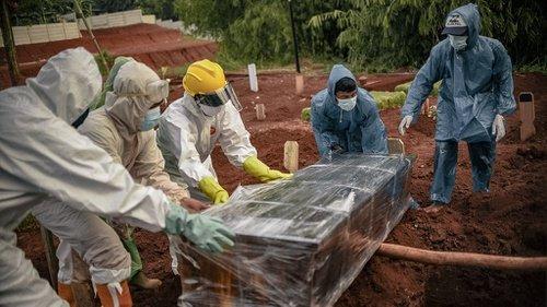 Sri Mulyono, Relawan Pemakaman Corona, Meninggal karena Corona