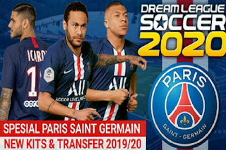 Download DLS 2020 PSG 2019/2020
