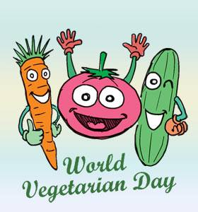 World Vegetarian Day Wishes For Facebook