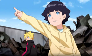 Boruto Naruto Next Generations Episódio 126