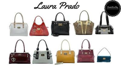 Marca de Bolsas Femininas Laura Prado
