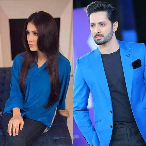 Danish Taimoor and Ayeza Khan Same Dress excellent Clicks 5