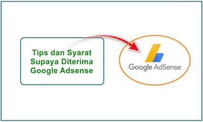 Supaya Diterima Google Adsense?
