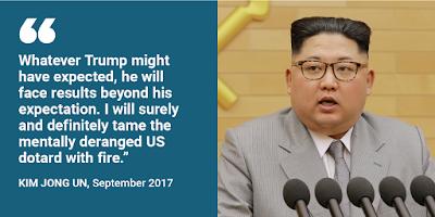 Kim Jong Un Quotes