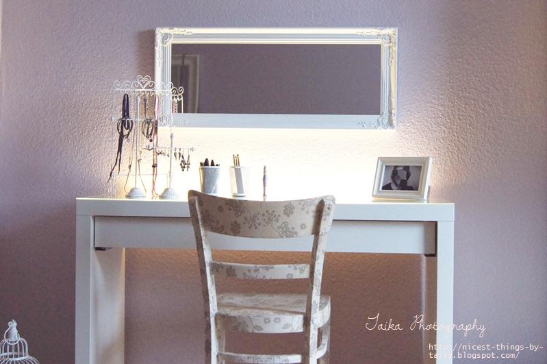 schminktisch nicest things food interior diy schminktisch. Black Bedroom Furniture Sets. Home Design Ideas