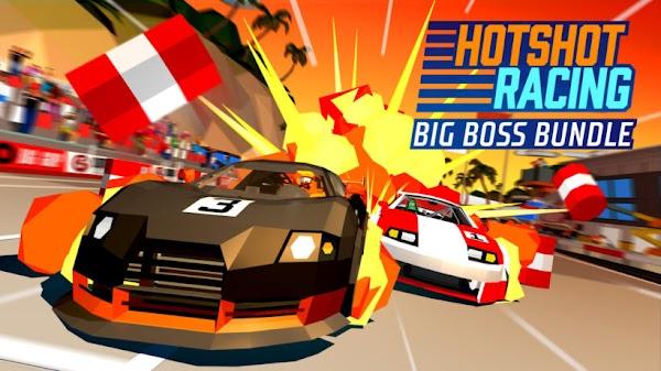تنزيل لعبة Hotshot Racing Big Boss Bundle للكمبيوتر