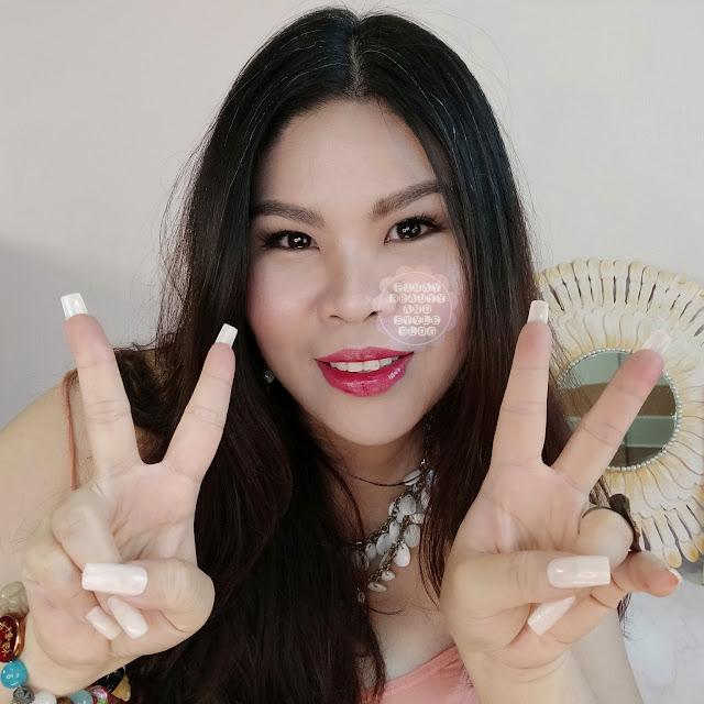 top filipina beauty blogger and youtuber andie yey yeyandie