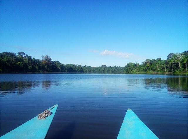 Laguna Tres Chimbadas, Madre de Dios
