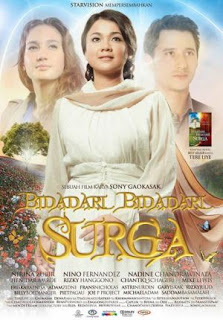 Permalink to Download Film Bidadari Bidadari Surga (2012) Full HD BluRay