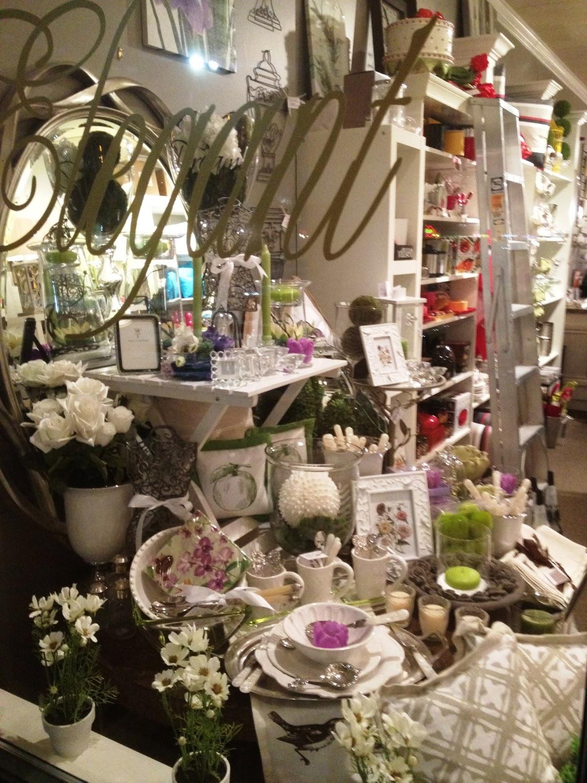 Flourishing Retailers Spring Display Inspiration