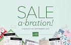 Sale-a-bration 2 ends Sep 30