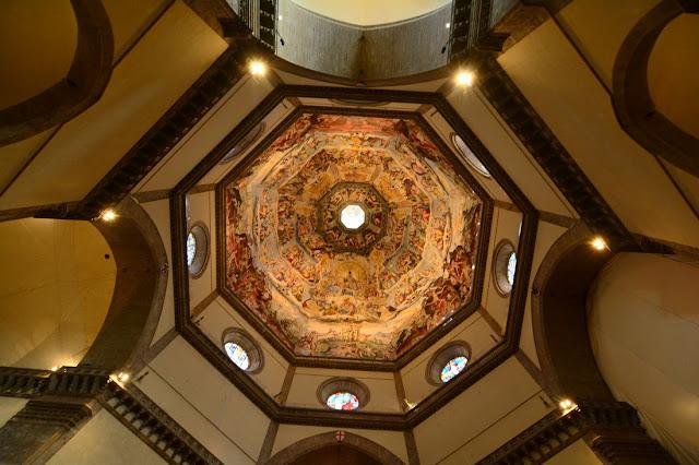 coupole cathédrale de Florence